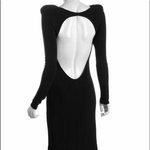 ABS by Allen Schwartz gown